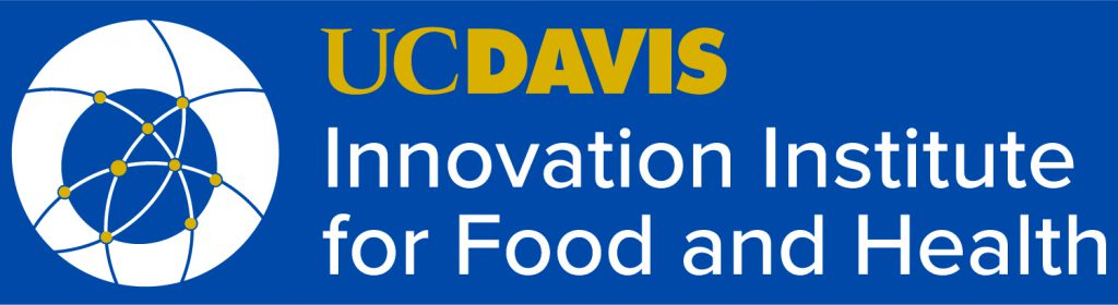 UCDavis Innovation Institute for Food and Health logo
